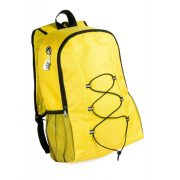 Rucsac sport, 290×430×150 mm, Everestus, 20FEB14506, 600D Poliester, Galben