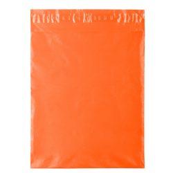 Bag for t-shirt, unisex, 275×370 mm, Everestus, 20FEB5850, Plastic LDPE, Portocaliu