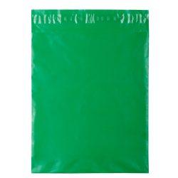 Bag for t-shirt, unisex, 275×370 mm, Everestus, 20FEB5849, Plastic LDPE, Verde