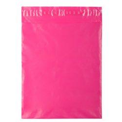 Bag for t-shirt, unisex, 275×370 mm, Everestus, 20FEB5851, Plastic LDPE, Roz