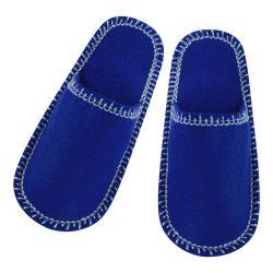Papuci de baie, 37-39, Everestus, 20FEB8859, Poliester, Albastru
