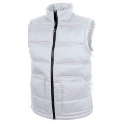 Bodywarmer vest, unisex, L, M-XXL, 20FEB14197, Nylon, Poliester, Alb