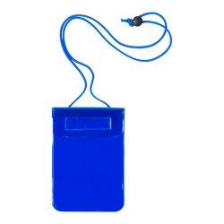 Husa impermeabila pentru telefon, 130×245 mm, Everestus, 20FEB10772, Plastic, Albastru