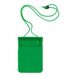 Husa impermeabila pentru telefon, 130×245 mm, Everestus, 20FEB10773, Plastic, Verde
