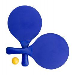 Tenis de plaja, 330×190 mm, Everestus, 20FEB3557, Lemn, Plastic, Albastru