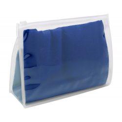 Esarfa de plaja, unisex, marime universala adulti, 1800×950 mm, Everestus, 20FEB11296, Viscoza, Poliester, Albastru