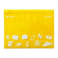 Geanta multifunctionala, 230×180×65 mm, Everestus, 20FEB7795, Plastic LDPE, Galben