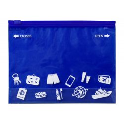 Geanta multifunctionala, 230×180×65 mm, Everestus, 20FEB7790, Plastic LDPE, Albastru