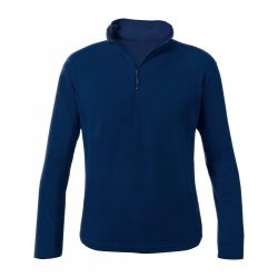 Fleece jacket, unisex, S, S-XXL, 20FEB16493, Poliester, Albastru