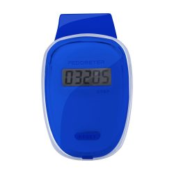 Pedometru, Everestus, 20FEB16053, Plastic, Albastru