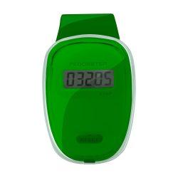 Pedometru, Everestus, 20FEB16054, Plastic, Verde