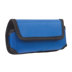 Mobile phone case, 120×55×25 mm, Everestus, 20FEB5373, 300D Poliester, Albastru