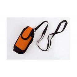 Mobile phone case, 60×106×32 mm, Everestus, 20FEB5366, Poliester, Portocaliu
