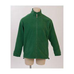Polar jacket, unisex, L, M-XXL, 20FEB16513, Polar fleece, Verde