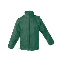 Pelerina de ploaie, unisex, M-L, M-L, XL-XXL, Everestus, 20FEB5170, 190T Poliester, Verde