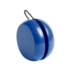 Yo-yo, ø55×28 mm, Everestus, 20FEB9691, Lemn, Albastru