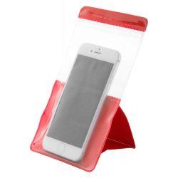Husa impermeabila pentru telefon, 110×95×190 mm, Everestus, 20FEB10790, PVC, Rosu