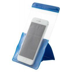 Husa impermeabila pentru telefon, 110×95×190 mm, Everestus, 20FEB10789, PVC, Albastru