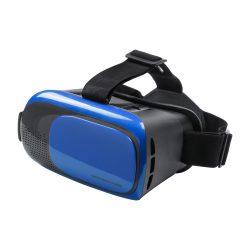 Virtual reality headset, 140×129×200 mm, Everestus, 20FEB12147, Plastic, Albastru, Negru