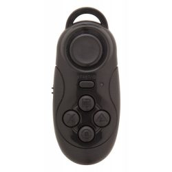 Bluetooth gamepad, Everestus, 20FEB5619, Plastic, Negru