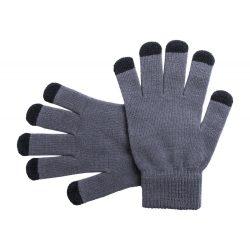 Manusi touchscreen, Everestus, 20FEB17085, Acril, Gri, Negru