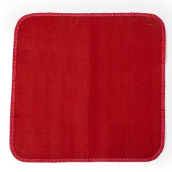 Carpet, 450×450 mm, Everestus, 20FEB6452, Polietilena, Rosu