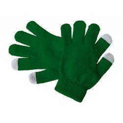 Manusi touchscreen pentru copii, 150×125 mm, Everestus, 20FEB17077, Acril, Verde, Gri