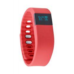 Smart watch, 250×11×20 mm, 20FEB8576, Silicon, Rosu