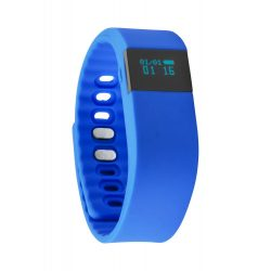 Smart watch, 250×11×20 mm, 20FEB8574, Silicon, Albastru