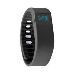 Smart watch, 250×11×20 mm, 20FEB8573, Silicon, Negru