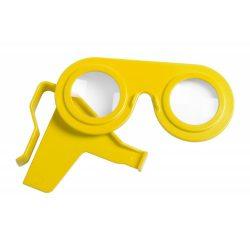 Virtual reality glasses, 180×75×50 mm, Everestus, 20FEB12158, Plastic, Galben