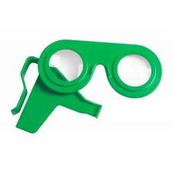 Virtual reality glasses, 180×75×50 mm, Everestus, 20FEB12153, Plastic, Verde