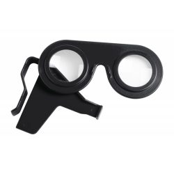 Virtual reality glasses, 180×75×50 mm, Everestus, 20FEB12151, Plastic, Negru