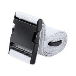 Luggage strap, 1730×50 mm, Everestus, 20FEB7804, Poliester, Alb