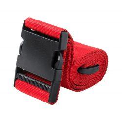 Luggage strap, 1730×50 mm, Everestus, 20FEB7803, Poliester, Rosu