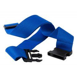 Curea pentru bagaje cu catarama, 1730×50 mm, Everestus, 20FEB7802, Poliester, Albastru