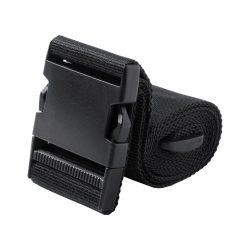 Luggage strap, 1730×50 mm, Everestus, 20FEB7801, Poliester, Negru