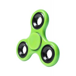 Fidget spinner, 75×12×75 mm, Everestus, 20FEB16274, ABS, Metal, Verde