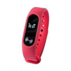 Smart watch, 255×15×9 mm, 20FEB8538, Silicon, Rosu