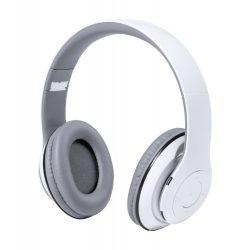 Bluetooth headphones, 180×185×78 mm, Everestus, 20FEB6276, ABS, Alb