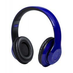 Bluetooth headphones, 180×185×78 mm, Everestus, 20FEB6274, ABS, Albastru