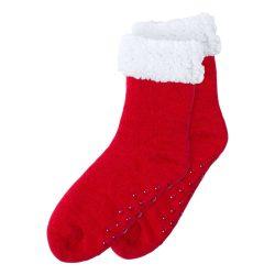 Sock, unisex, Everestus, 20FEB5847, Poliester, Rosu
