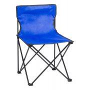 Scaun de plaja pliabil, 790×830×450 mm, Everestus, 20FEB10877, 600D Poliester, Metal, Albastru