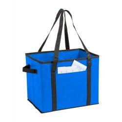 Car boot organiser, 340×280×250 mm, Everestus, 20FEB13451, Material netesut, Albastru
