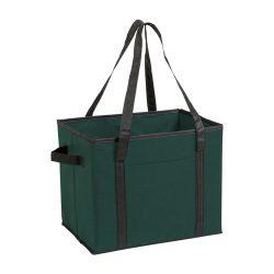 Car boot organiser, 340×280×250 mm, Everestus, 20FEB13449, Material netesut, Verde