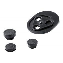 Smartphone lens, 105×145×30 mm, Everestus, 20FEB4412, Plastic, Sticla, Negru