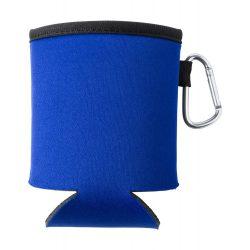Suport doza 0.33 ml, ø75×105 mm, Everestus, 20FEB6425, Poliester, Albastru