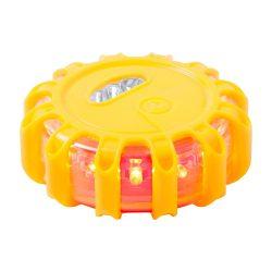 Lumina Led pentru situatii de urgenta, ø100×35 mm, Everestus, 20FEB8177, Plastic, Galben