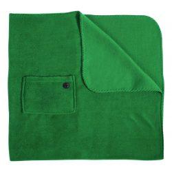 Patura picnic, 850×1150 mm, Everestus, 20FEB12183, Polar fleece, Verde