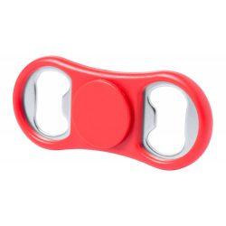 Fidget spinner, 36×85×12 mm, Everestus, 20FEB16271, ABS, Rosu